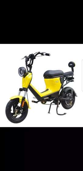 Electric bike - hybrid - bicycle- 80km range