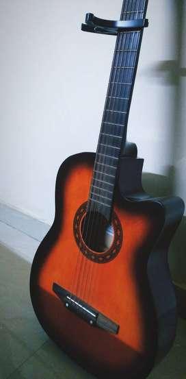 Granada acoustic guitar