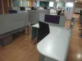 3600 sq.ft fully furnished commercial office space rent in Bommanahall
