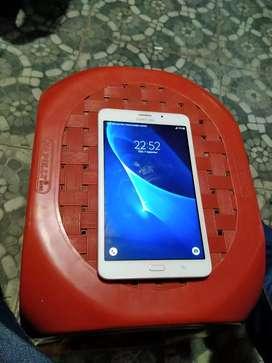 Jual hp tablet samsung T285 1,5/8 mulus batangan