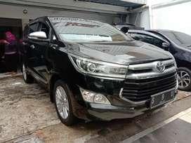 Toyota Inova diesel rebron mt hitam 2016