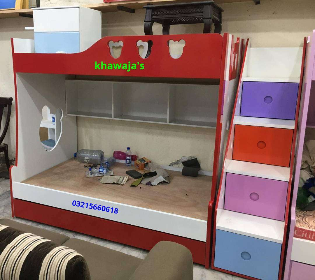 Discount Offer kids bunk bed brand new 3 in 1