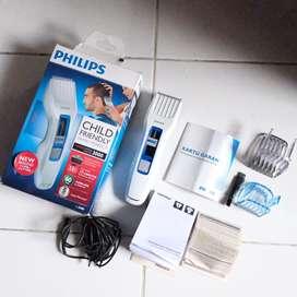 PencukPencukur rambut Hairclipper merk Phillips series 3000