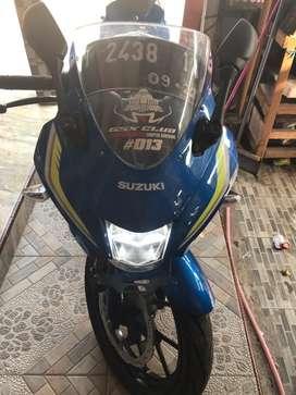 Suzuki gsxr150 bekas
