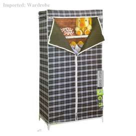 wardrobe, Portable Wardrobe, 2 Door wardrobe, 	Renovate your home