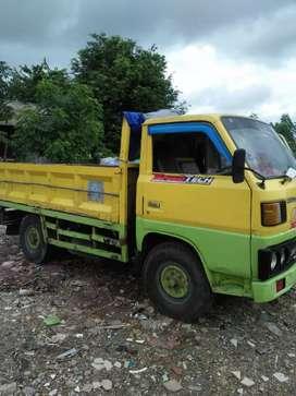Dijual Mitsubshi colt diesel Engkel bak, kondisi baik, ketemuan