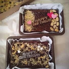 Kue Ulang tahun murmer