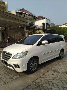 Innova 2015 G Luxury