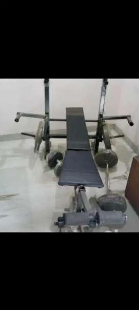 Gym home steel