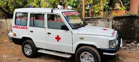 Ambulance Tata Sumo Victa for sale