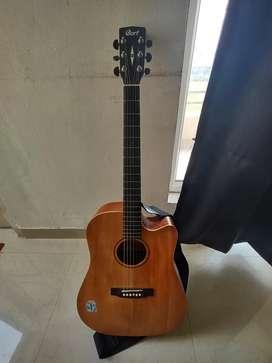 Semi Electric Guitar | Cort Earthgrand CF-OP | 1 year Old