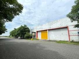 Gudang Safe n Lock ,2 unit Jejer Murah.Lt.936m.HGB,Timur