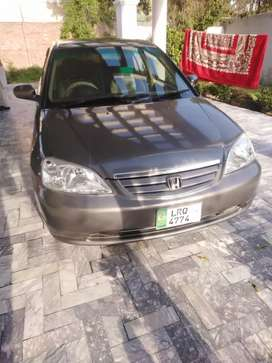 Honda civic exi 2003 Full option/Automatic