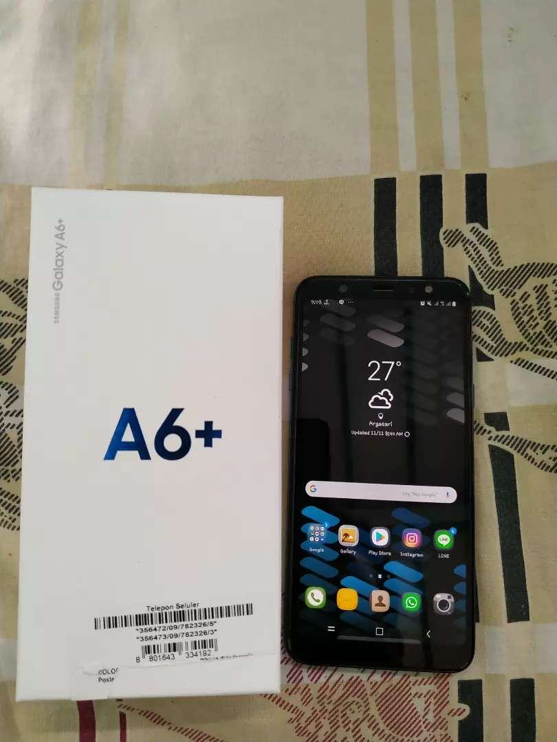 Samsung galaxy a6 plus 4/32 GB 0