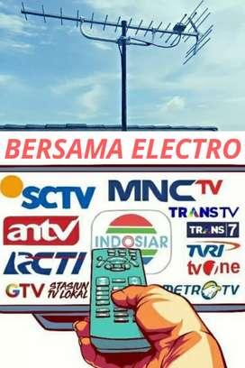 Toko terdekat pasang sinyal antena tv murah bekasi selatan