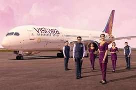 Vistara airlines hiring for IT technician