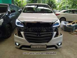 Projector Head Light (with LED DRL) for innova