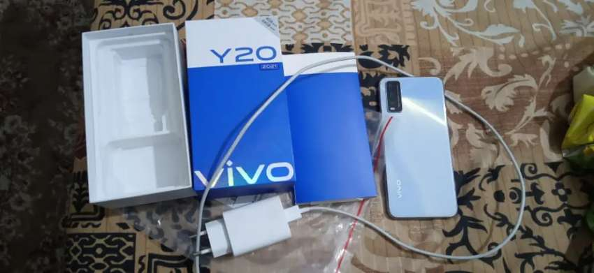 Vivo Y20 Good Condition