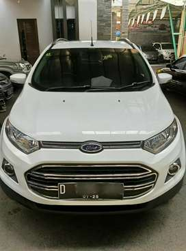 FORD ECOSPORT TITANIUM AT 2014 GOOD CONDITION