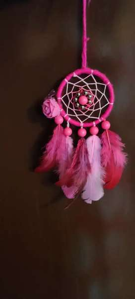 Pinky stylish dream catcher