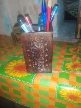 pan jar wood