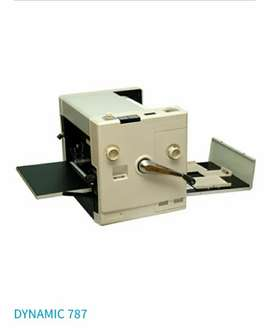 Mesin stensil bisa cetak otomatis dan manual