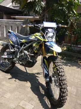 Kawasaki klx bf se extreme istimewa siap pake