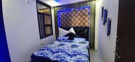 Fully furnised flat available at gandhi path , vaishali nagar , jaipur