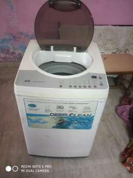 3D Smart Washing  machine IFB