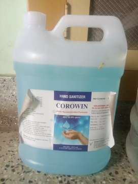Corowin hand sanitizer 5 liters