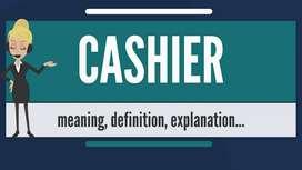 Urgent hiring for Cashier // Ground Staff