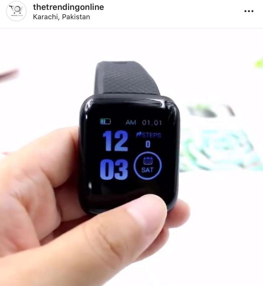 SmartWatch D13 (Free Delivery Nationwide) 0