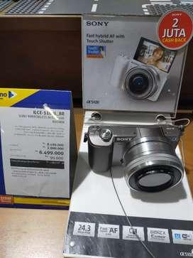 Camera Sony Mirrorless