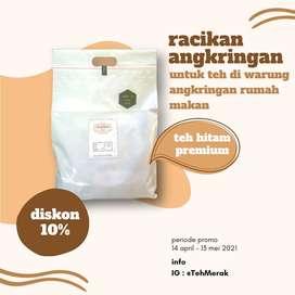 Racikan Teh Angkringan | Black Tea Essense | Teh Murah Berkualitas