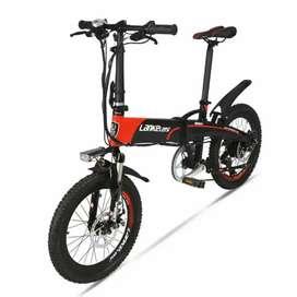 Lankeleisi g660 new (baru) sepeda elektrik sepeda listrik (SPORT)