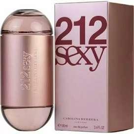 Parfume 212 sexy woman