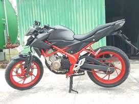 Honda cb150r 2016.no minus