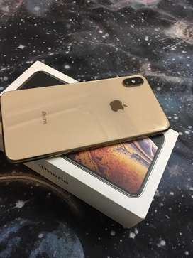 Iphone xs max with box