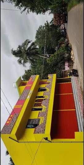 Shop rental at kaliyal junction