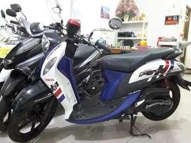 Yamaha fino Fi 2015 injek bbm irit..KREDIT TANPA DP Tofeli JAYA motor