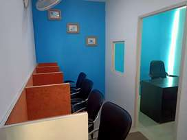 8 Seater office
