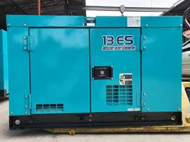 GENSET DENYO 13ES BUILT UP JAPAN ASLI DAN GARANSI FULL SPAREPART