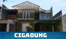 Rmh Lux siap huni di Cigadung dkt Dago resort