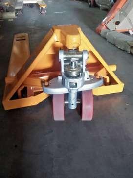 STACKER hand pallet Material Handling