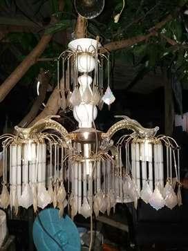 Lampu gantung plafon