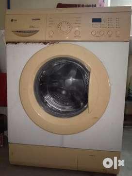 LG Front Loading full automatic washing machine