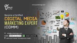 Become a Certified Digital Media Marketing Expert at ARFA Tower