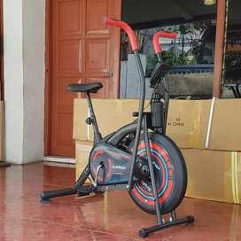 Grosir alat olahraga sepeda statis platinum bike harga grosir