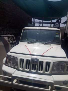 Maxi Truck Mahindra blero.new candation big tayr  long body