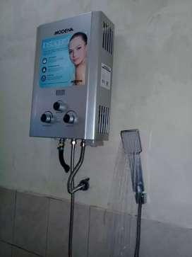 Water heater _pakai Gas+pasang